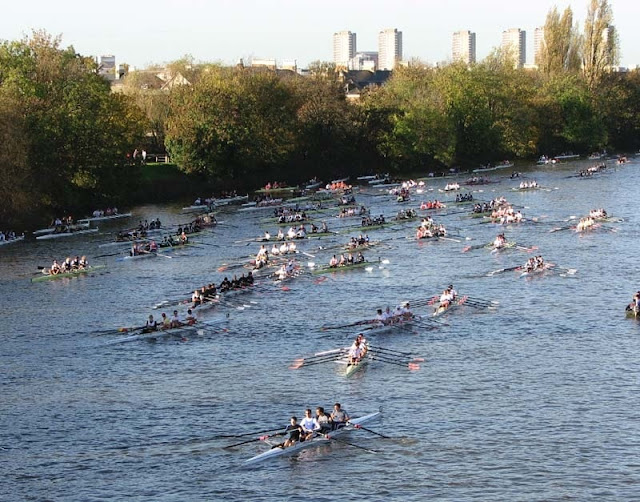 Head of the River Race em Londres