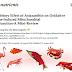 A astaxantina inibe o estresse oxidativo e protege contra a disfunção mitocondrial