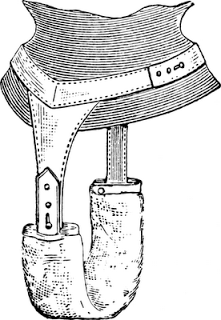 Was Placed On The Bottom Of The Pad For Attachment To The Saddle Of The Panties And This Became A Favored Method With Women The Belted Sanitary Napkin