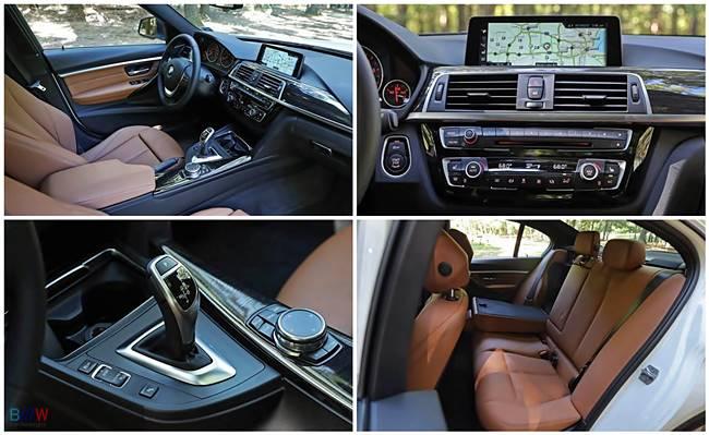 2017 BMW 3 Series 330i Automatic Transmission