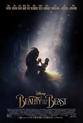 Poster La Bella y la Bestia Live Action 2017
