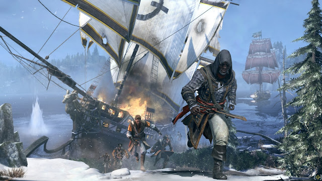 Assassins Creed Rogue PC Full Version Free Download Gameplay 1