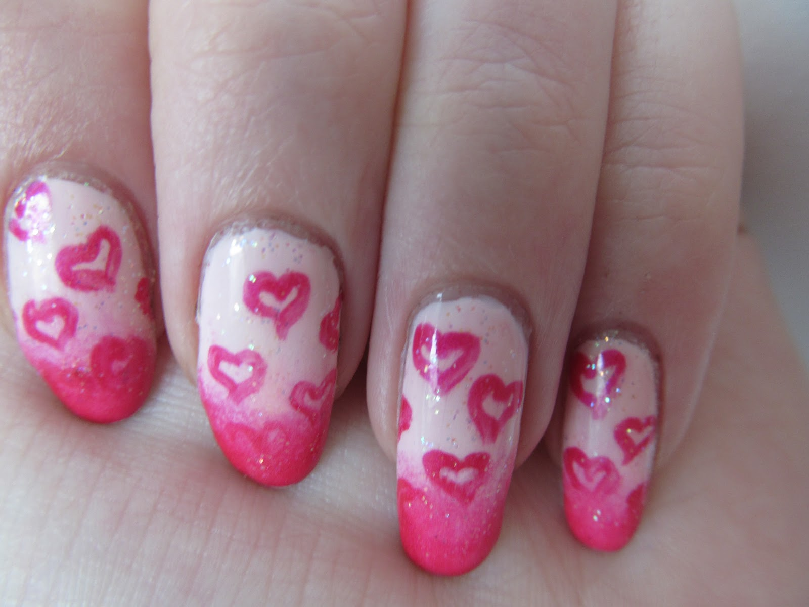 Anniversary Nail Designs.7 Free Hello Kitty Valentines Day Cards 2014 2