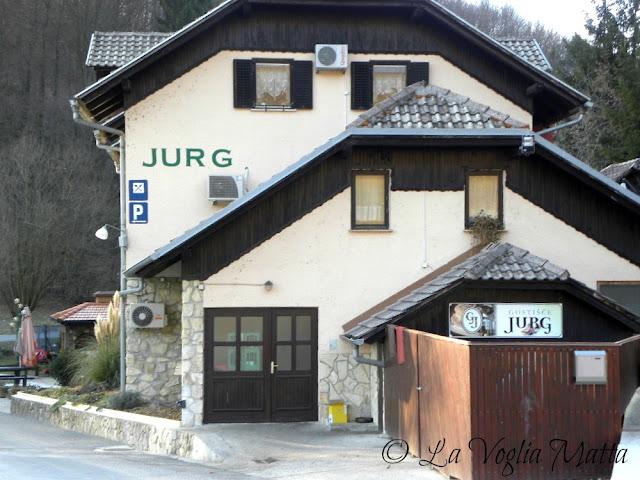 Gostilna Jurg a Rogaska Slatina