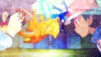 Pokémon  Capítulo 23 Temporada 19 La Prueba De La Sincronicidad