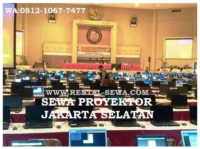 Sewa proyektor Jakarta Selatan