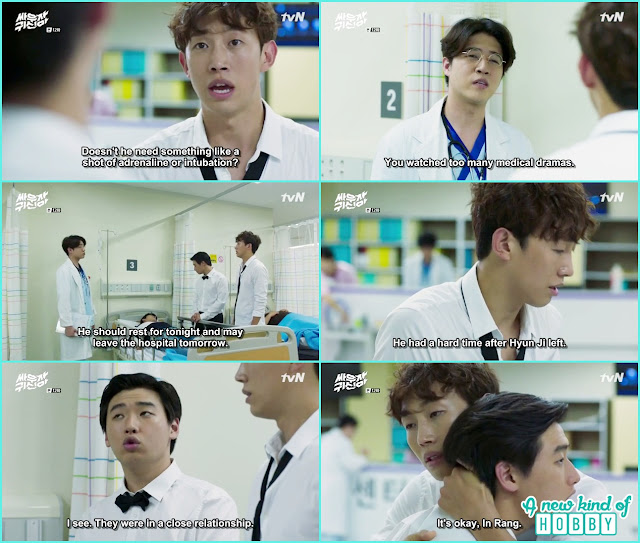 in rang and chul sand bring bong pal to hospital - Let's Fight Ghost - Episode 12 Review