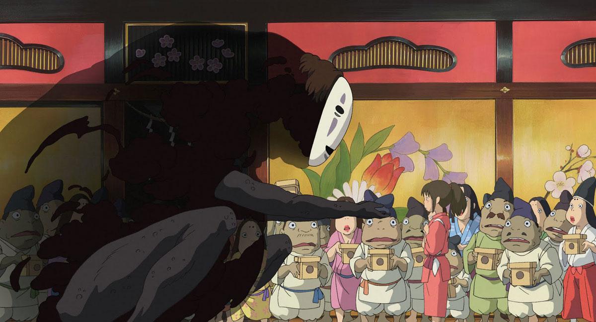Le voyage de CHihiro Hayao Miyazaki Studio Ghibli