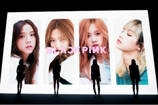 black pink names
