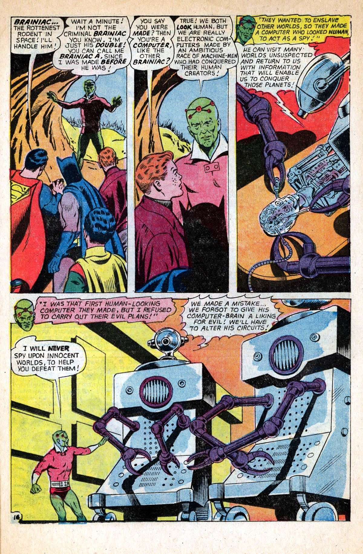 Read online World's Finest Comics comic -  Issue #158 - 21