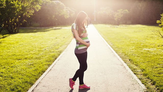 yoga poses during pregnancy.