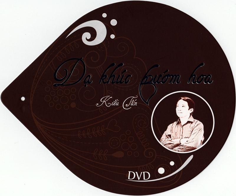 Phương Nam CD - Nhạc Sĩ Kiều Tấn - Dạ Khúc Bướm Hoa (ISO)