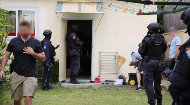 Polisi Bongkar Ladang Ganja Senilai Rp 25 M di Sydney