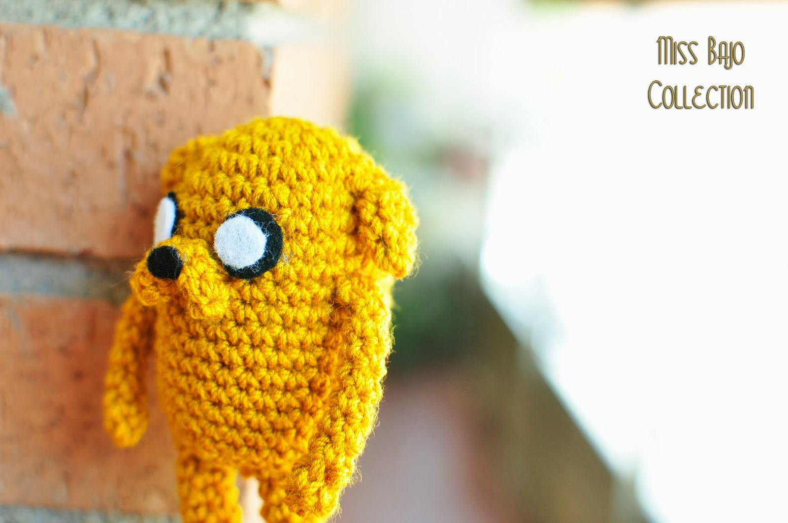 Jake the Dog Amigurumi Pattern PDF - Crochet Pattern | Muñecos de ... | 1062x1600