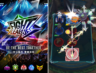Fight League - 交鋒聯盟 Apk
