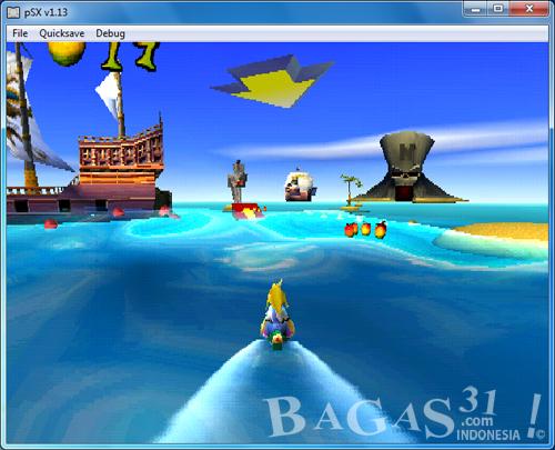 Crash Bandicoot 3 Warped 3
