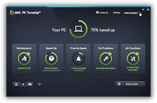 برنامج, صيانة, الكمبيوتر, AVG ,PC ,TuneUp, اخر, اصدار