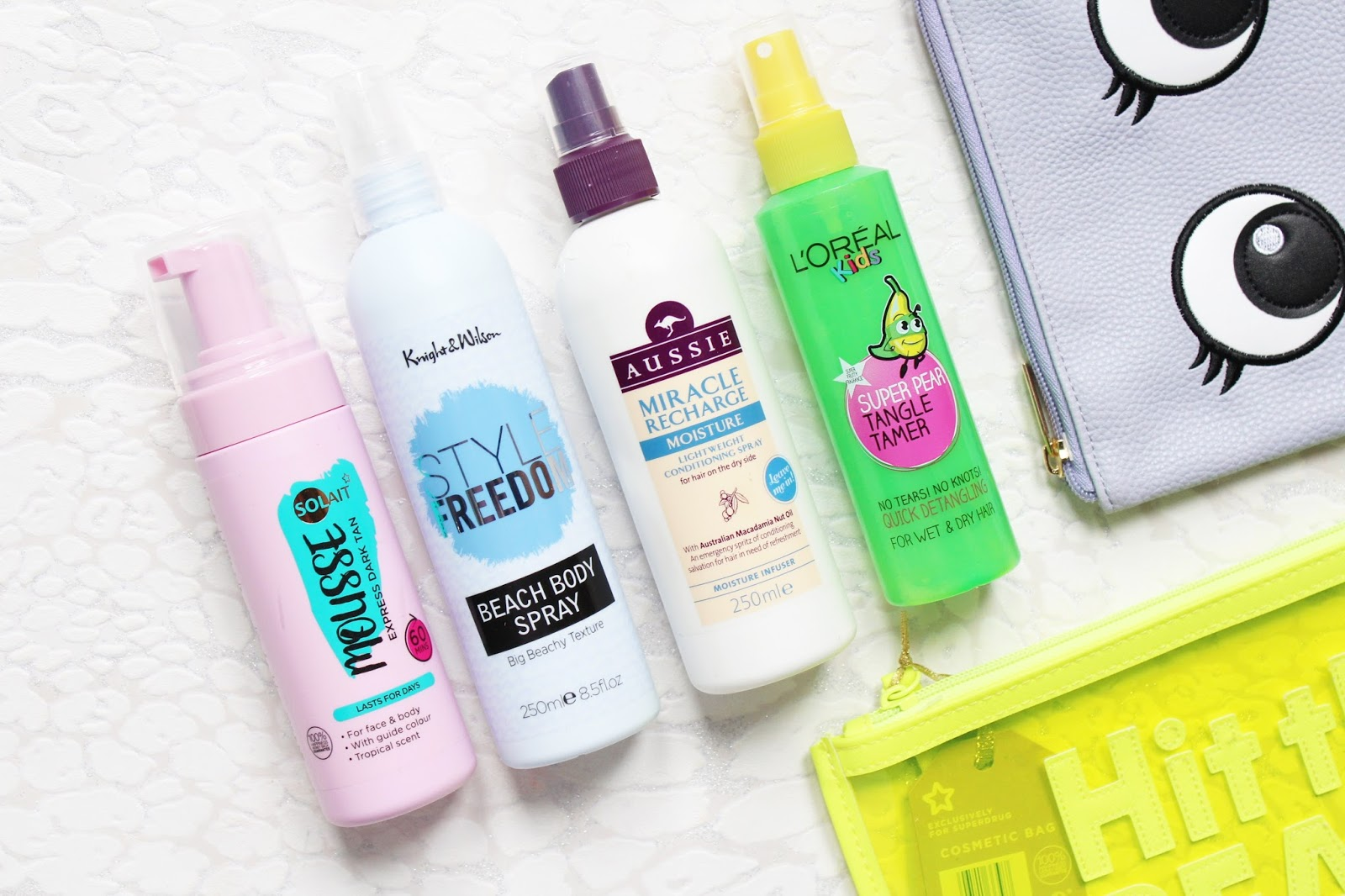Summer & Holiday Beauty Essentials