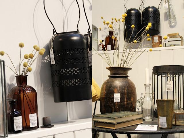 Apothekerfläschchen von Ib Laursen, Vase von Ib Laursen