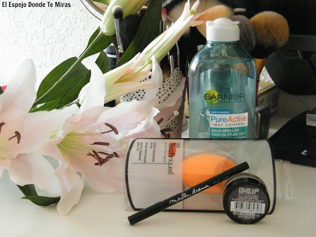 haul maquillaje