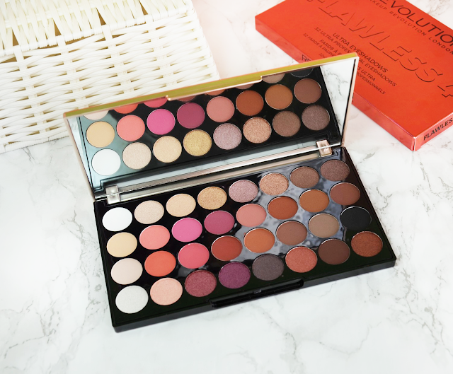 Revolution Flawless 4 Eyeshadow Palette