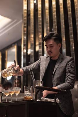 Dương Tiến Đức – Tâm huyết nghề bartender