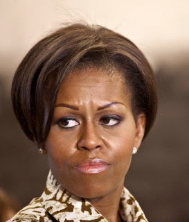 Michelle Obama - that look that kills