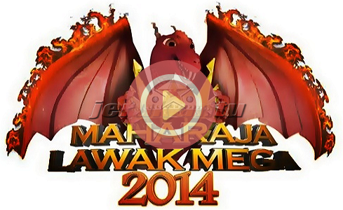 Video Maharaja Lawak Mega 2014 minggu ke-8