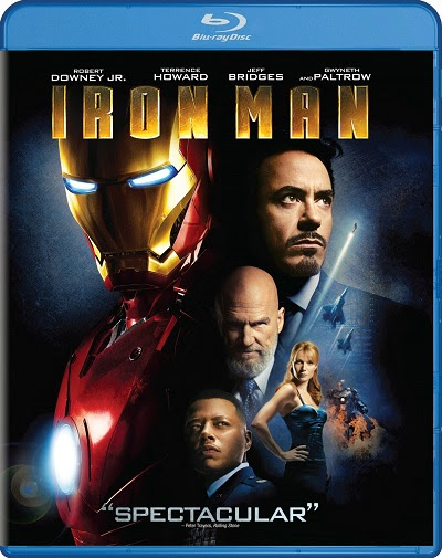 Ironman 1 movie