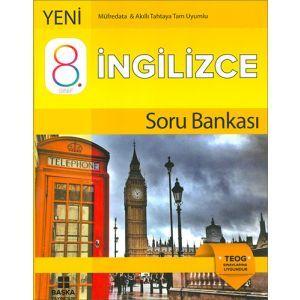 Başka Yayınları 8.Sınıf TEOG İngilizce Soru Bankası