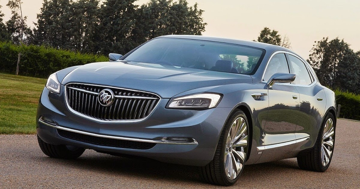 The Pinnacle Of Buick Luxury Buick Avenir Concept Car Reviews