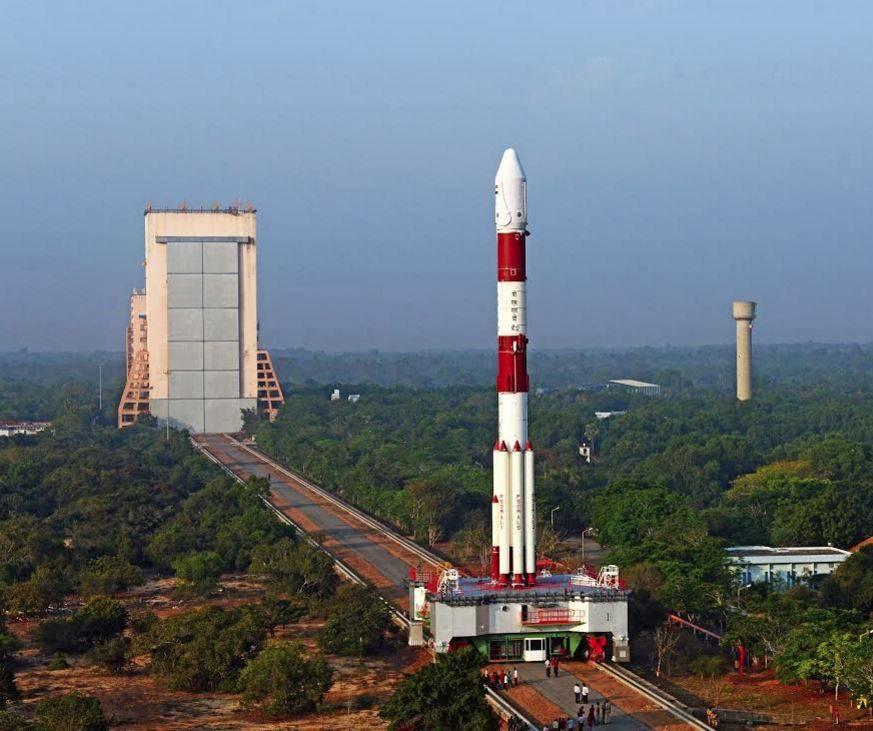 isro's 104 satellite launch