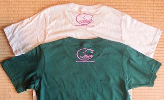 まぁやぁ15周年Tシャツ バック