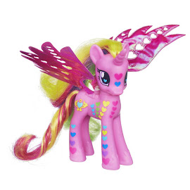 My Little Pony Fantastic Flutters Princess Cadance Brushable Pony