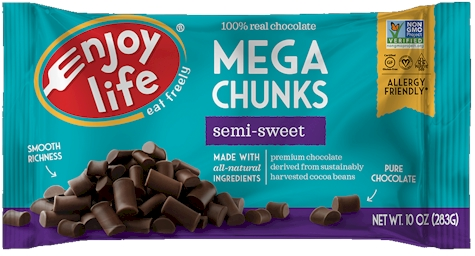 Daily Cheapskate: EXPIRED: 6-count Enjoy Life Semi-Sweet