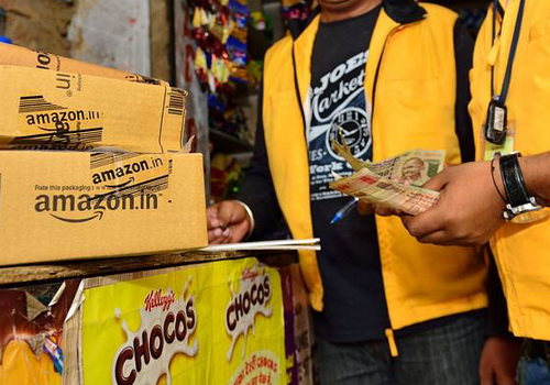 Tinuku Amazon India gets fresh Rs1,680 Crores to compete Flipkart