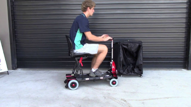The Thing You Need to Know About the Portable Mobility Scooters