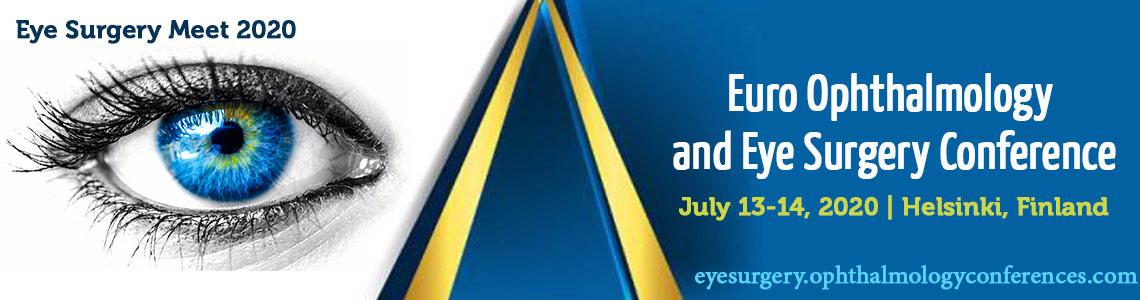 Euro Ophthalmology and Eye Surgery Conference