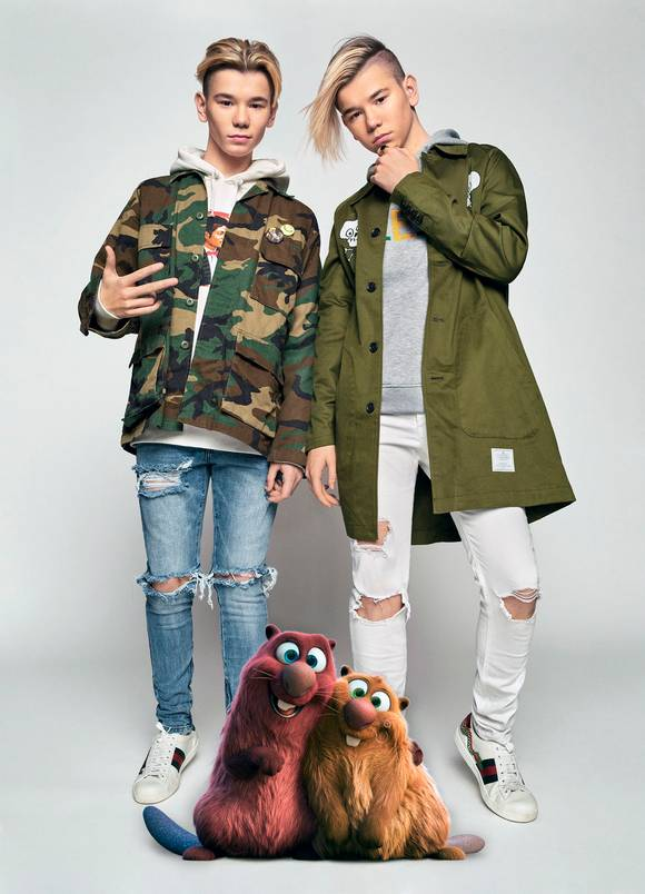Nickalive Marcus Martinus To Voice Gus And Cooper In Norwegian Dub Of Nickelodeon Movies Wonder Park Making moves with the bmw. marcus martinus to voice gus
