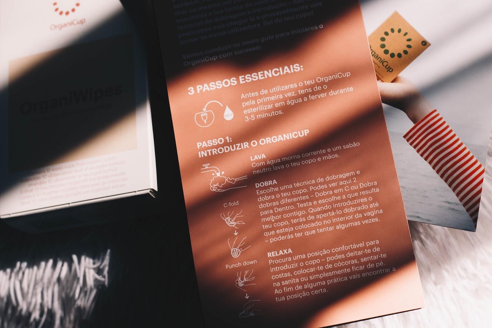 Fazer a transição para o copo menstrual já estava na minha bucket list há algum tempo. O copo menstrual não é nenhuma novidade no mercado, mas ainda assim parece haver um certo tabu em torno do assunto. A OrganiCup foi fundada em Copenhaga, e chegou há pouco a Portugal.  Este copinho dura até 10 anos e é feito de silicone médico, com certificado hipoalergénico, totalmente vegan e cruelty-free.     Após dois ciclos menstruais de utilização, esta foi a minha experiência. #newperiod Clica para ler mais!