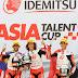 Hasil Race1 & Race2 ATC Malaysia 2017