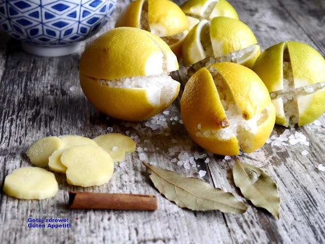 Kiszone cytryny - cenny probiotyk - Czytaj więcej »