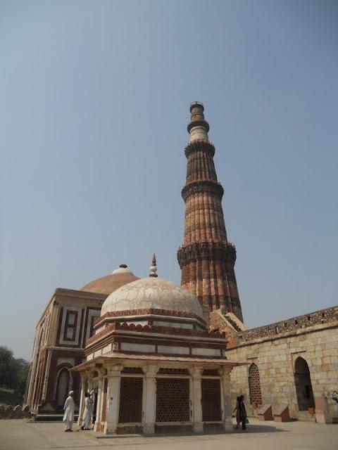 Delhi Points of Interest: Qutb Minar