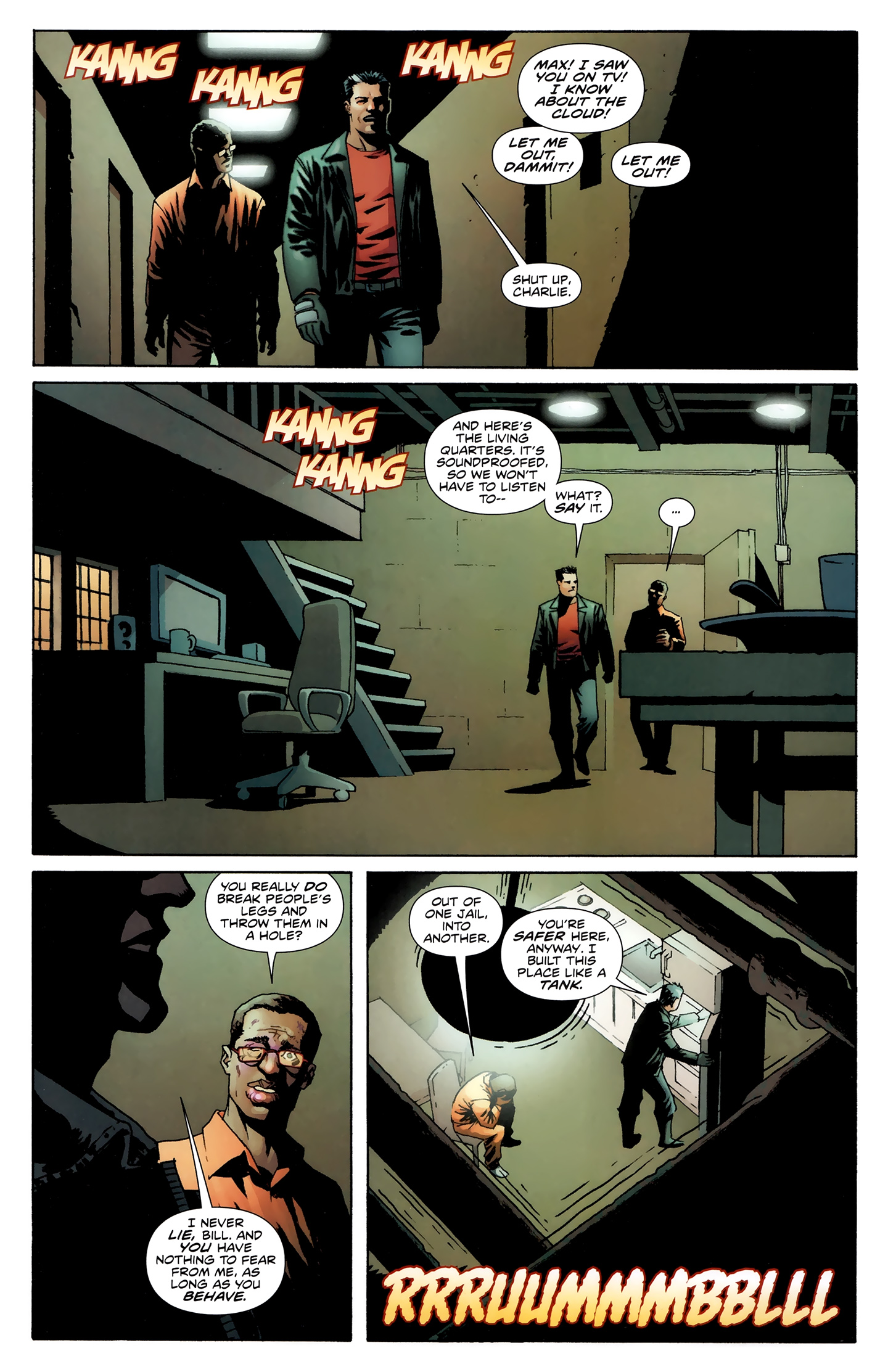 Read online Incorruptible comic -  Issue #28 - 22