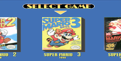 Super Mario All-Star [Español] - Captura 1