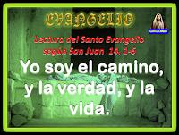 Resultado de imagen para EN aquel tiempo, dijo Jesús a sus discípulos: «No se turbe vuestro corazón, creed en Dios y creed también en mí