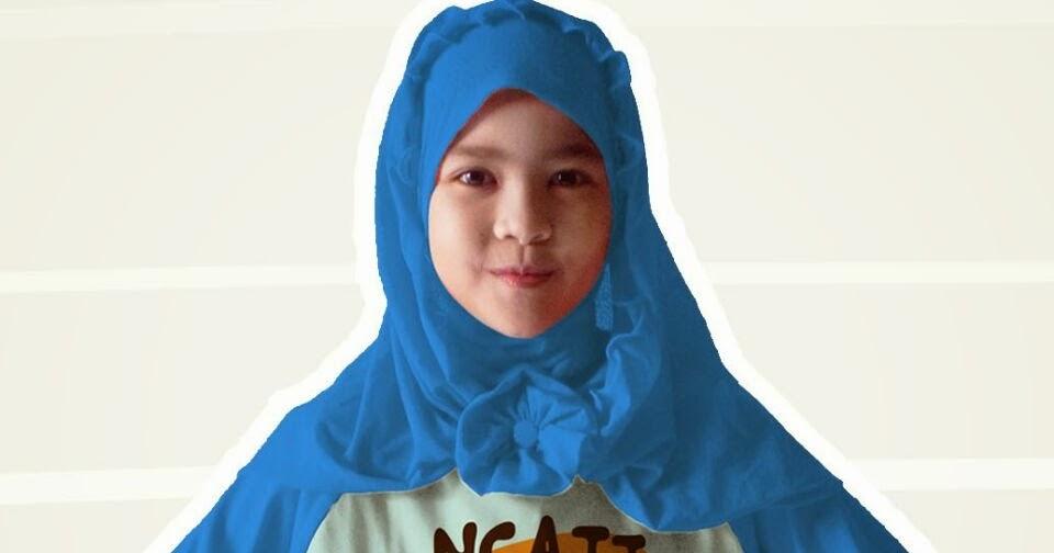 Kaos Lengan Panjang Ngaji Yuk Kaos Anak Muslim Lucu
