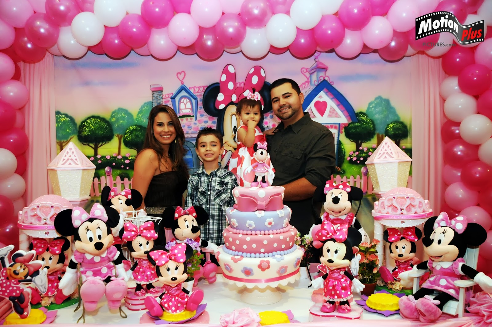 Birthday Birthday Party Ideas: Motion Plus Pictures: Minnie Themed Birthday Party Ideas