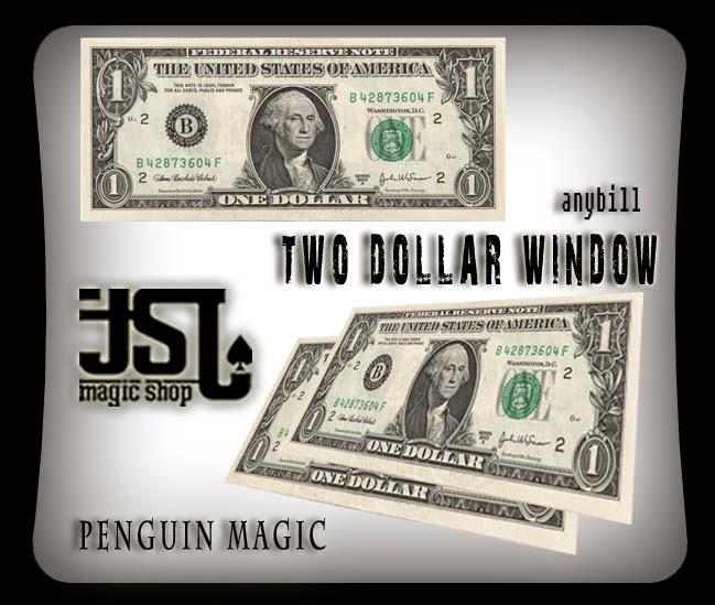 TOKO SULAP JOGJA TWO DOLLAR WINDOW