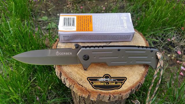 gerber knife paraframe